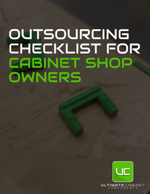 Outsourcing Checklist for Cabinet